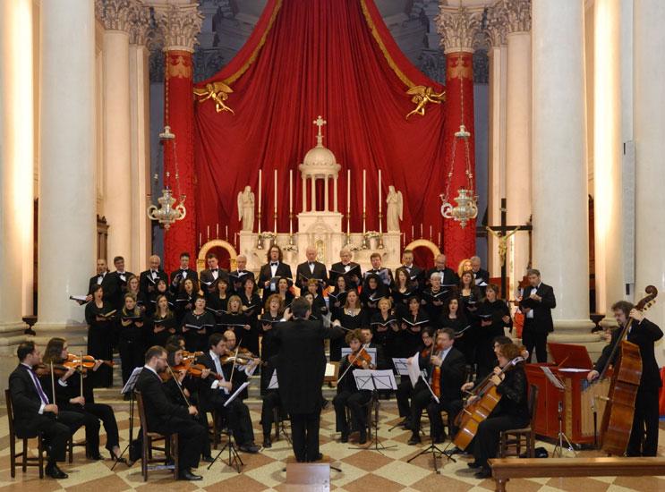 Armonie corali antiche e contemporanee al Santuario della Madonna Pellegrina