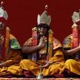 Sabato 26 maggio la spiritualità dei Monaci Tibetani del Monastero di Tashi Lhunpo scandita da canti dall'alto potere evocativo, danze sacre e rituali
