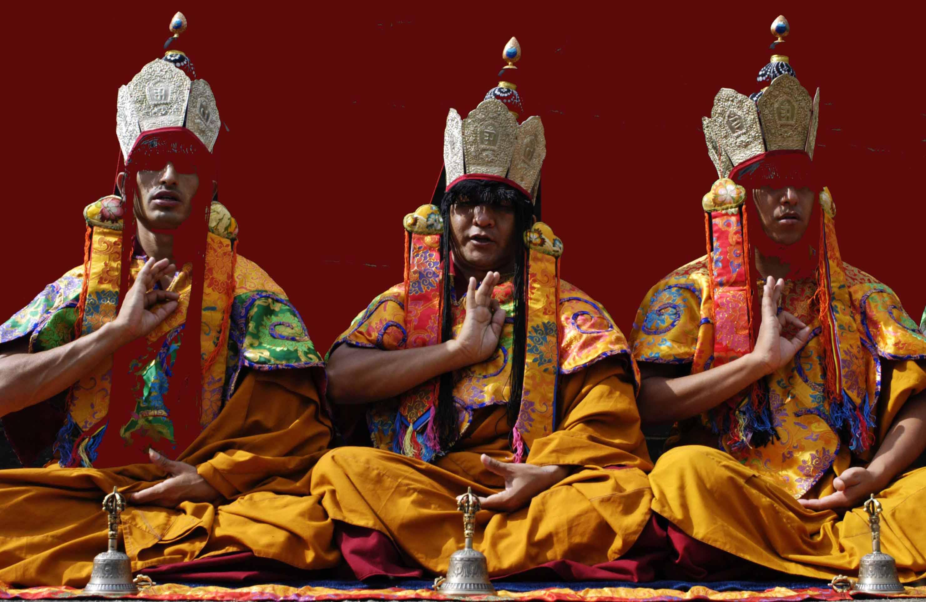 Sacre armonie tibetane a Palazzo della Ragione