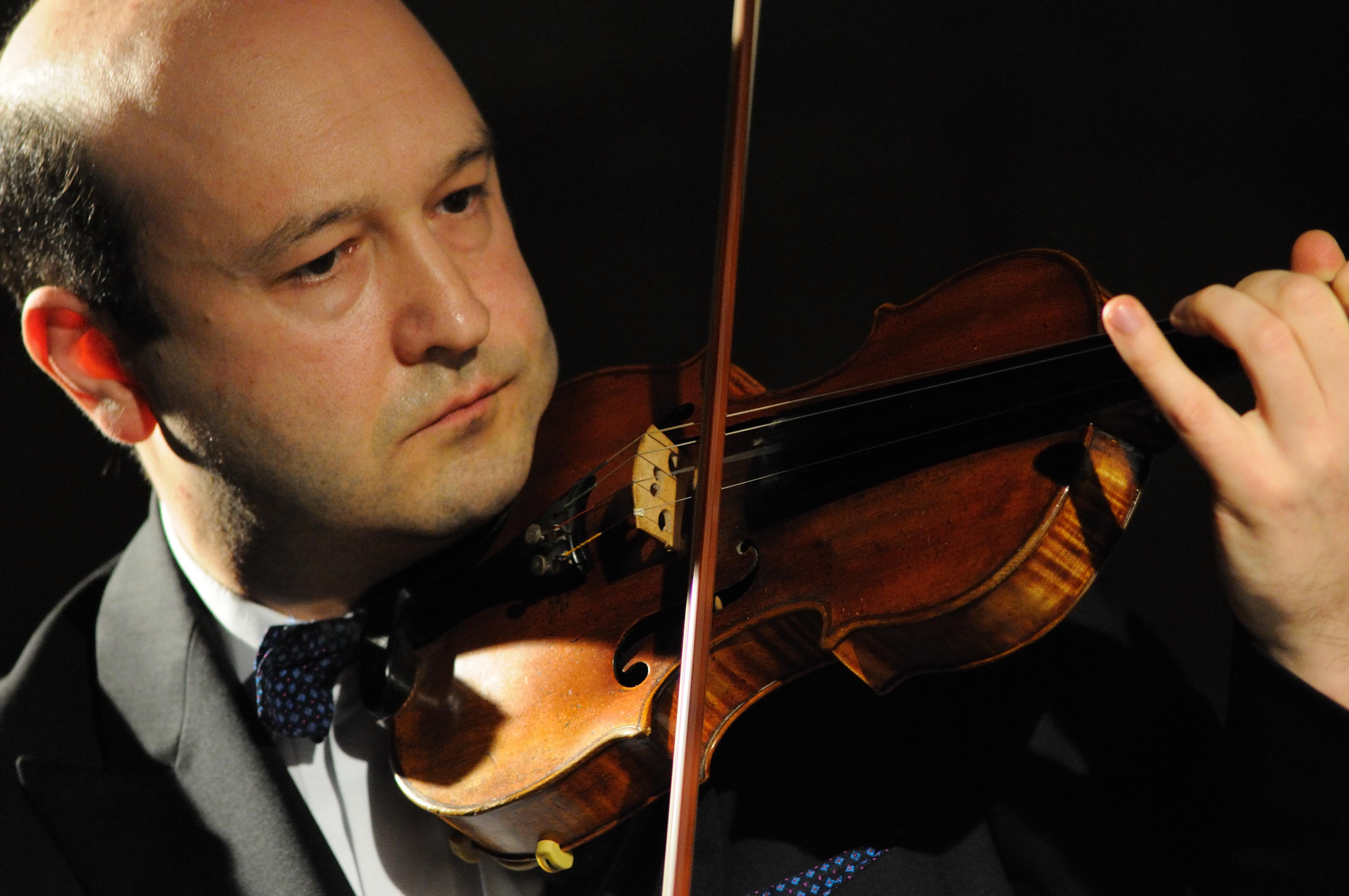 Il violino di Valery Oistrakh per le Quattro Stagioni di Vivaldi
