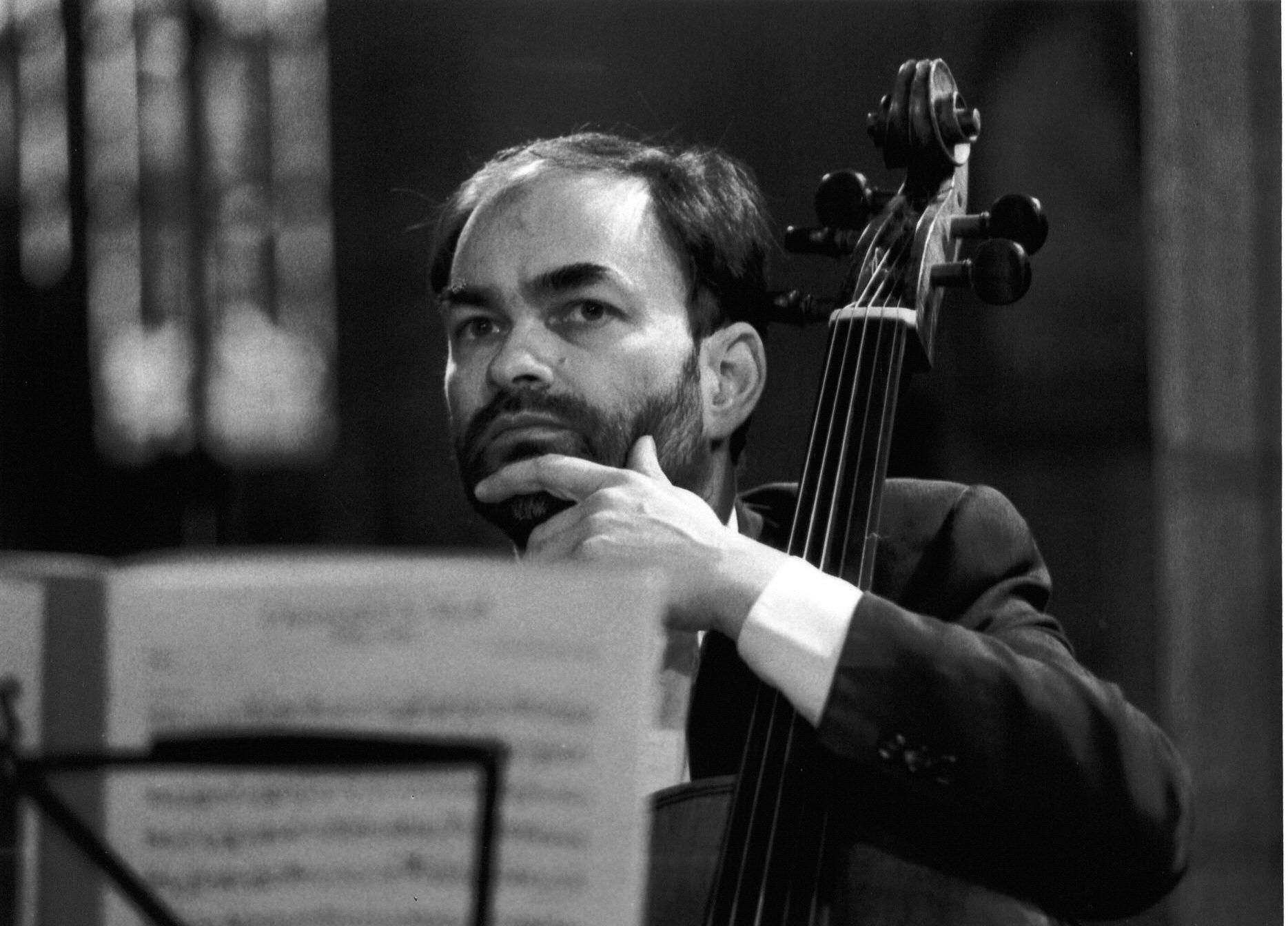 Doppio appuntamento con le Suites di Bach: Christophe Coin in concerto