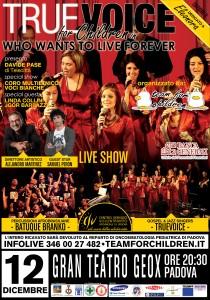 TrueVoice for Children, Team for Children, Natale for Children