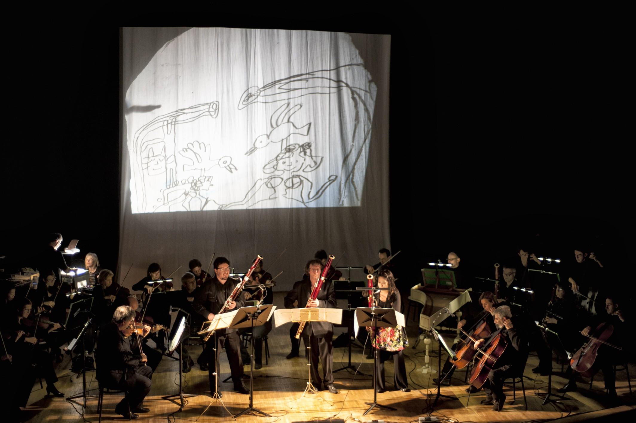 Musikè festeggia il Natale a Occhiobello (RO) con l'OPV