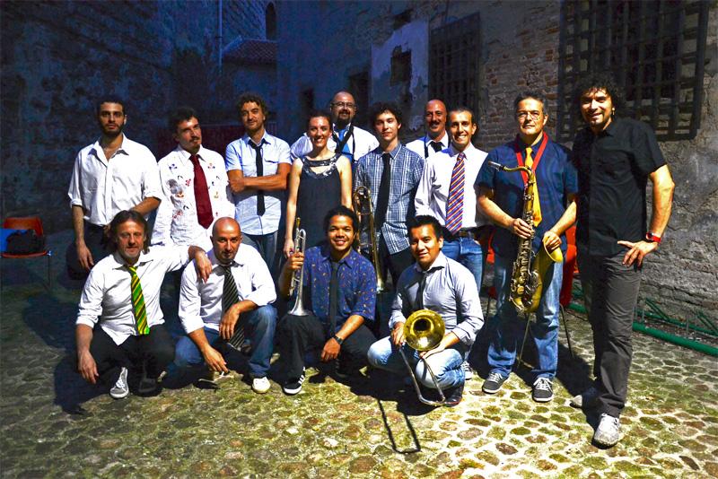 La Tommaso Cappellato Orchestra a Ferrara in Jazz 2013