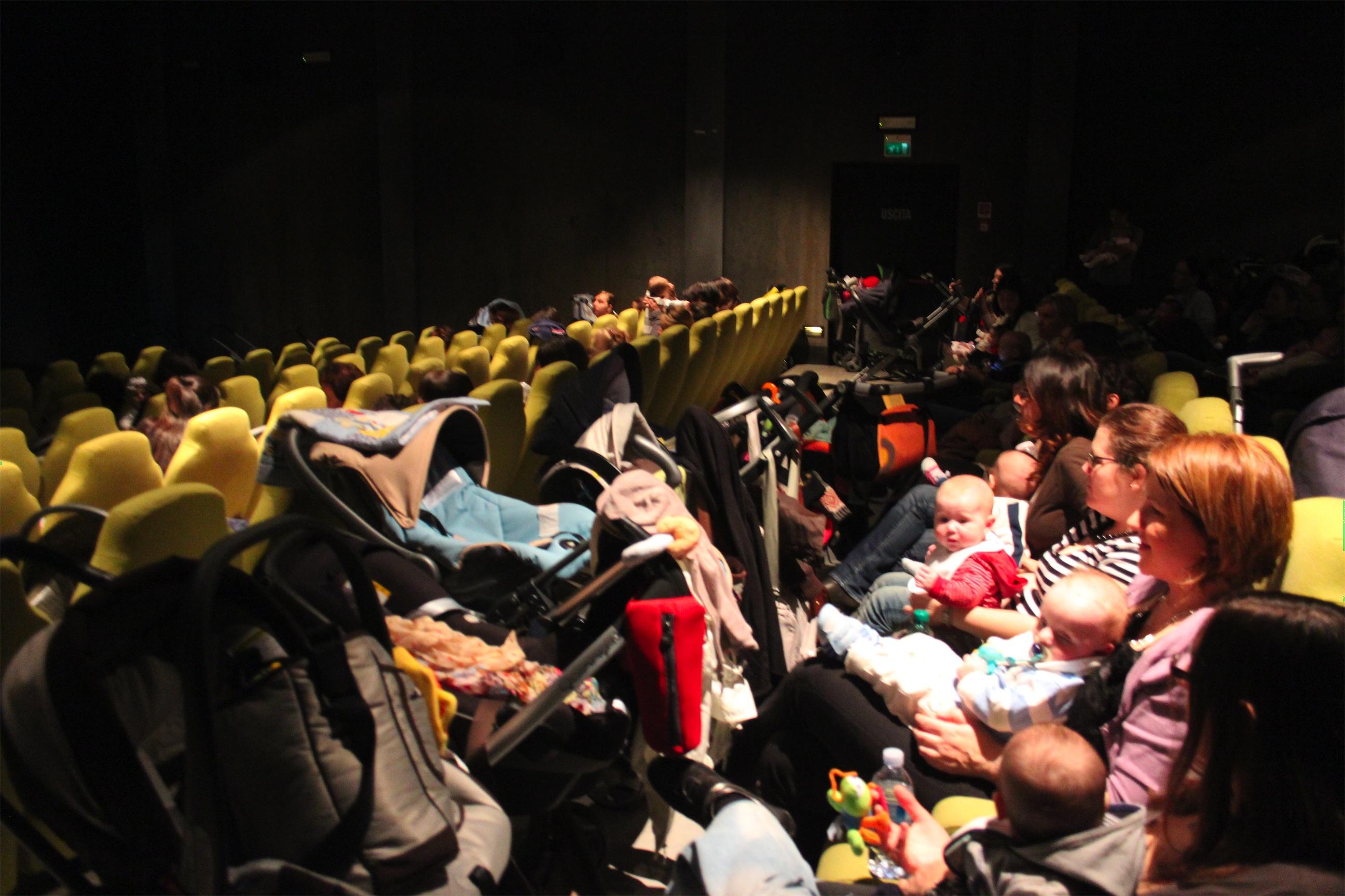 Torna Cinemamme, il piacere del cinema con il bebè