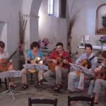 Classe di chitarra