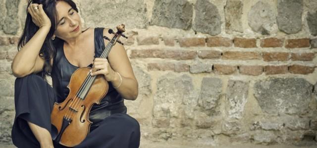 Doppio appuntamento mozartiano con la violinista Sonig Tchakerian e l'Orchestra da camera di Mantova, martedì 25 aprile 2017 a Mantova e mercoledì 26 aprile 2017 a Torino.