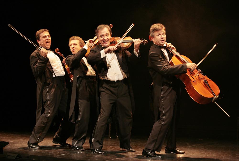 Al via lunedì 22 aprile le prevendite per Le Quatuor