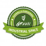 logo green industrial space