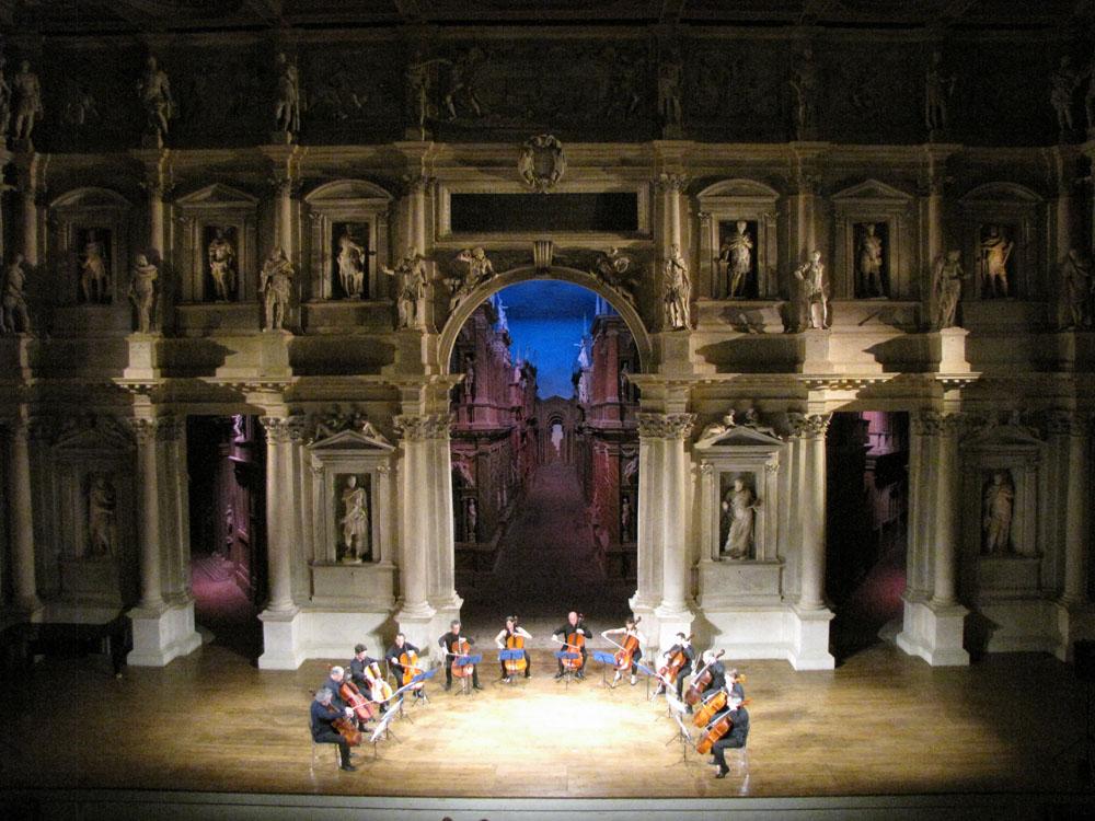 """Le Settimane Musicali al Teatro Olimpico festeggiano """"Festa della Musica"""" con due straordinarie opportunità"""