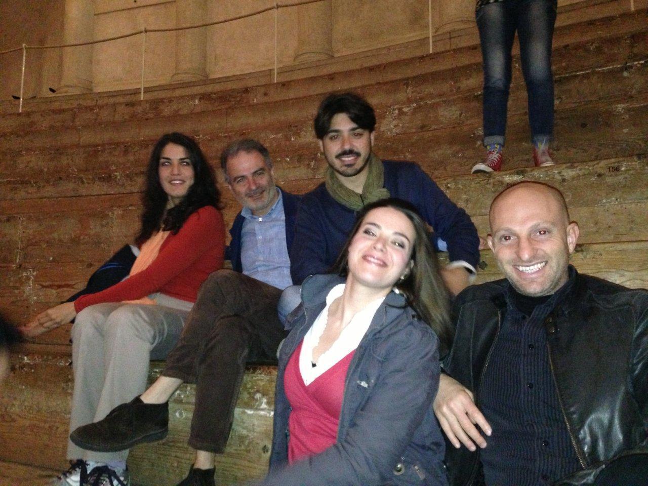 Le nozze di Figaro al Teatro Olimpico di Vicenza