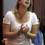 Lavinia Bini interpreta Adina