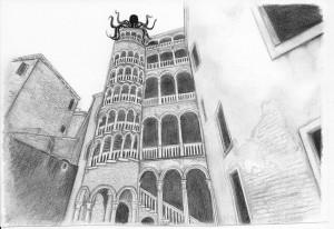 Venezia di Sara Bonaventura
