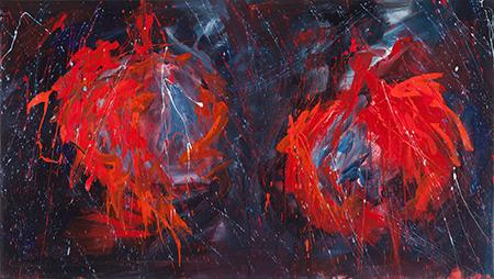 """""""Anima Mundi"""", mostra personale di pittura di Carla Rigato a Milano dal 2 al 15 ottobre 2013"""