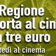 """Torna, a partire da martedì 5 novembre, l'appuntamento con """"La Regione Veneto per il Cinema di Qualità. I martedì al Cinema"""""""