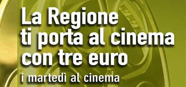 La Regione Veneto per il Cinema di Qualità. I martedì al Cinema.