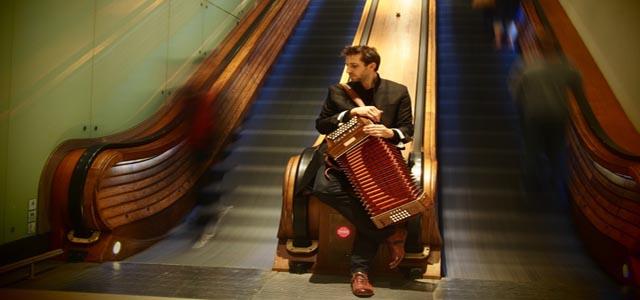 Didier Laloy a Musikè verso il tutto esaurito