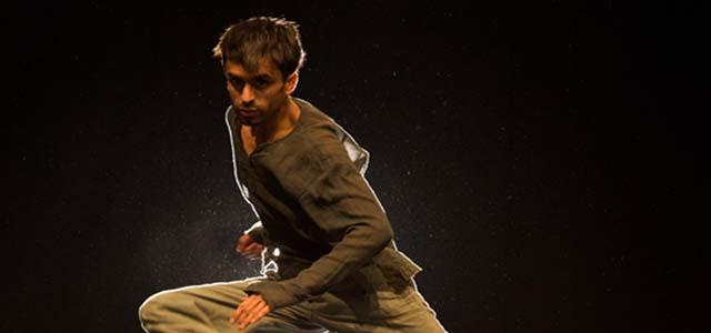 A Musikè Aakash Odedra, star anglo-indiana della danza