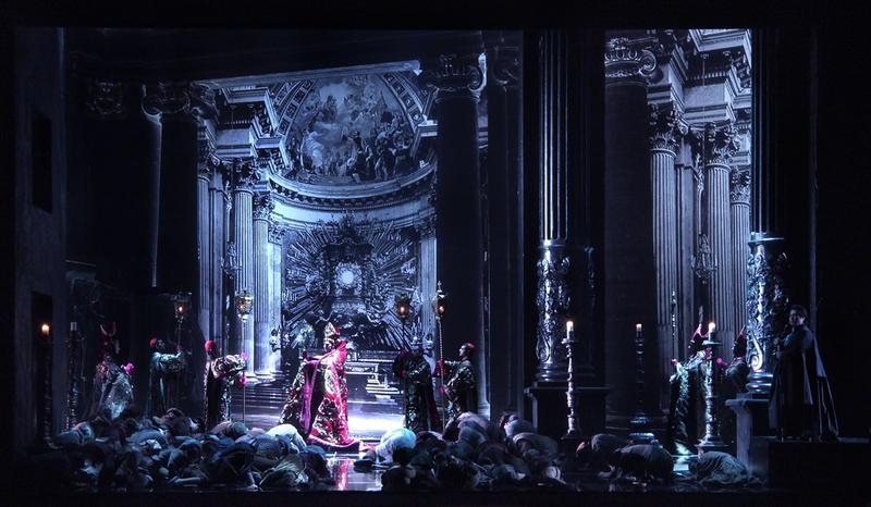 La Stagione Lirica di Padova 2013 si chiude con la Tosca di Giacomo Puccini