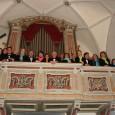 La Corale Polifonica di Calceranica al Lago sarà protagonista, venerdì 23 maggio 2014, ore 21, del penultimo appuntamento con i Concerti di Maggio 2014 al Santuario della Madonna Pellegrina.