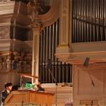 Fabrizio Mason, organista