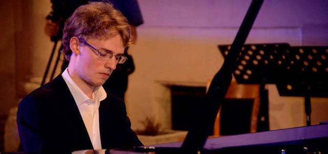 Angelo Nasuto in concerto alle Settimane Musicali al Teatro Olimpico