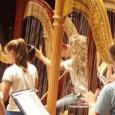 Inaugurazione con arpe e organo, venerdì 2 maggio 2014, ore 21.00 per il ciclo di concerti al Santuario della Madonna Pellegrina (via d'Acquapendente 60 – Padova)