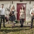 """Mercoledì 16 luglio, ore 21.30, ultimo appuntamento del Padova World Music Festival con le suggestioni delle musiche e danze folk irlandesi del gruppo """"The FullSet""""."""