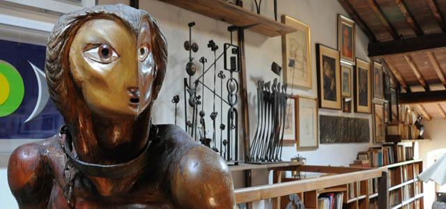 Il percorso nell'arte di Dino Formaggio: acquarelli, oli e sculture