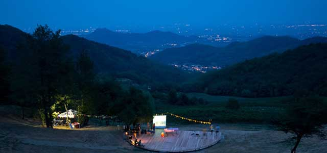 """La Notte bianca sotto le stelle chiude la tre giorni di """"Paesaggi con Vista"""""""
