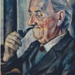 Ritratto di Angelo Formaggio