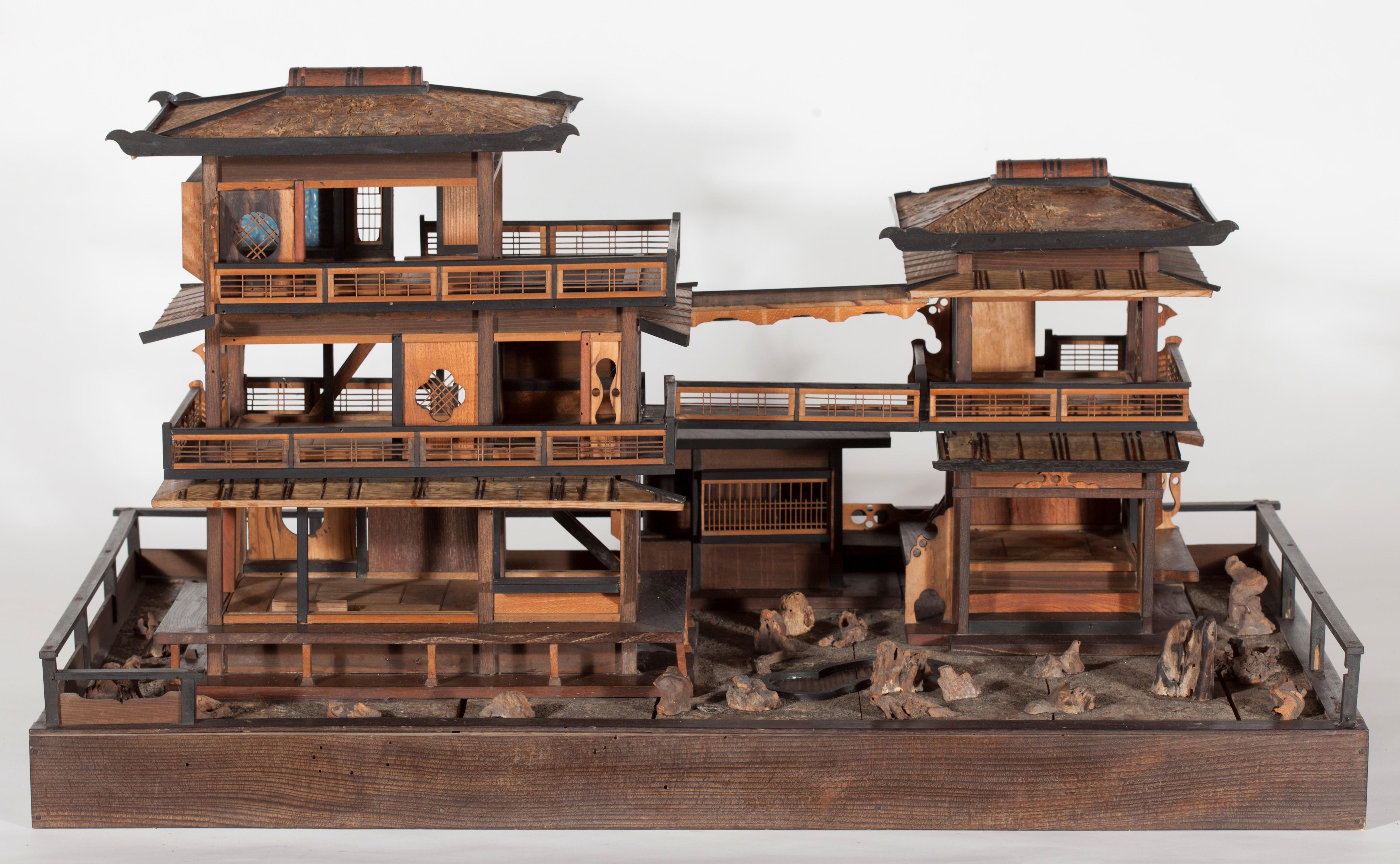 La mostra sul giappone si rinnova for La casa giapponese