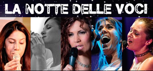 Venerdì 5 settembre, ore 21.30, un evento speciale dedicato alle voci jazz, funk, soul, pop con cinque artiste straordinarie molto amate dal pubblico padovano.
