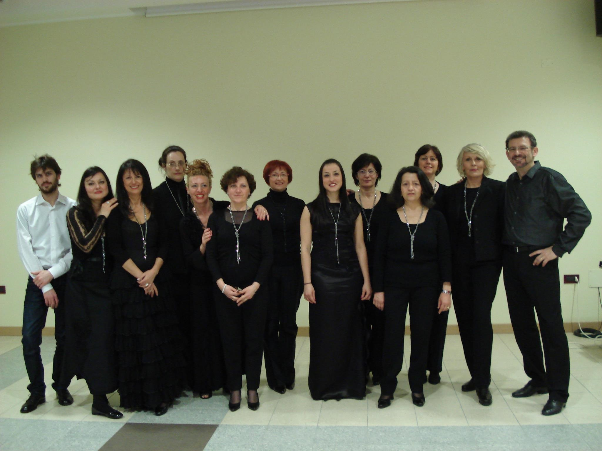 Concerto al femminile per il 56esimo Ciclo dei Concerti di Ottobre 2014 al Santuario della Madonna Pellegrina