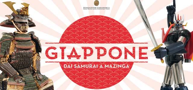 Giappone. Dai Samurai a Mazinga