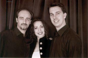 """Il trio """"Dolce sentire"""" inaugura il 56esimo Ciclo dei Concerti di Ottobre 2014 al Santuario della Madonna Pellegrina."""