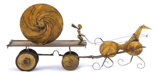Conclusa con successo a Teolo la mostra dedicata alle opere artistiche di Dino Formaggio