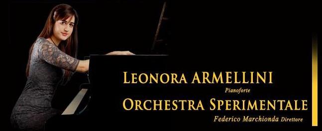 """Leonora Armellini chiude la Stagione di concerti """"Tra Europa e America"""" dell'Orchestra Sperimentale"""