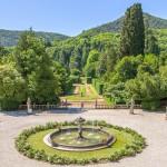 galzignano - giardino di valsanzibio