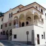 monselice - palazzo della loggetta