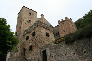 Monselice, Giardini del Castello