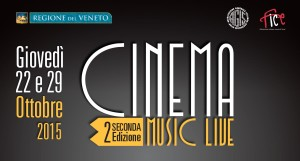 Cinema Music LIve Banner