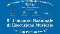 """Sono aperte fino all'11 aprile 2016 le iscrizioni al Concorso Nazionale di Esecuzione Musicale """"Città di Piove di Sacco"""""""