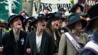 """Giovedì 24 marzo alle 10.00 al Porto Astra di Padova in proiezione per i neogenitori """"Suffragette"""" di Sarah Gavron, dramma che ripercorre la storia delle militanti del primissimo movimento femminista"""