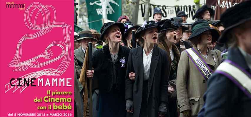 banner cinemamme suffragette