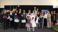 """Premiati i vincitori del 9° Concorso Nazionale di Esecuzione Musicale """"Città di Piove di Sacco"""", organizzato dall'Associazione Orchestra Giovanile della Saccisica."""