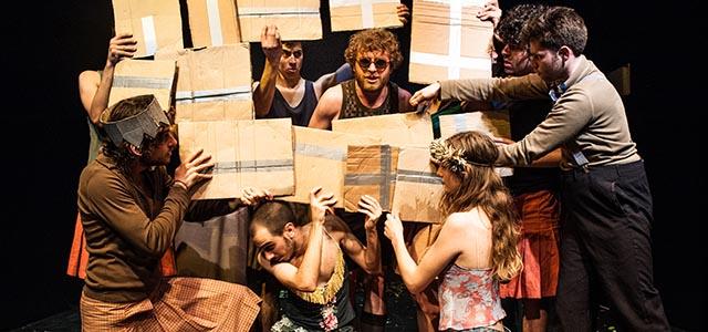Musikè rende omaggio a William Shakespeare con la giovane compagnia veneta Indiana Teatro