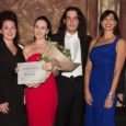 """Adriana Ferfecka, soprano polacco di ventiquattro anni la vincitrice del Concorso Lirico Internazionale """"Iris Adami Corradetti"""",  giunto alla  sua 28 edizione."""