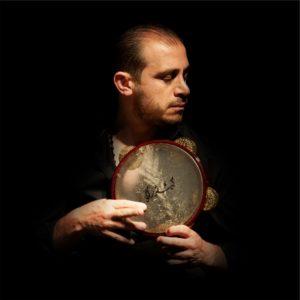 Firas Hassan, riqq e darbuqa