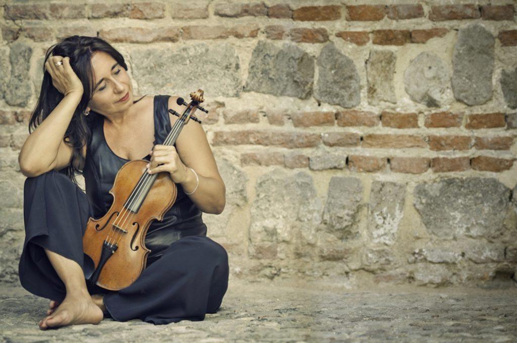 La violinista Sonig Tchakerian